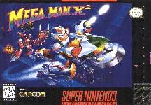 Carátula de Megaman X2