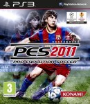 Carátula de Pro Evolution Soccer 2011 para PlayStation 3
