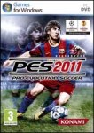 Carátula de Pro Evolution Soccer 2011 para PC