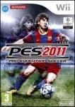 Carátula de Pro Evolution Soccer 2011 para Wii