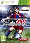 Car�tula de Pro Evolution Soccer 2011 para Xbox 360