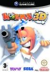 Carátula o portada No definida del juego Worms 3D para GameCube