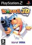 Carátula de Worms 3D para PlayStation 2