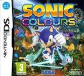 Carátula de Sonic Colours para Nintendo DS