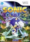 Carátula de Sonic Colours para Wii