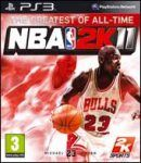 Car�tula de NBA 2K11 para PlayStation 3