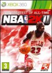 Carátula de NBA 2K11 para Xbox 360