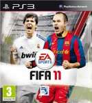 Car�tula de FIFA 11 para PlayStation 3