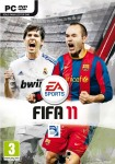 Car�tula de FIFA 11 para PC