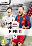Carátula de FIFA 11 para PC