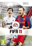 Carátula de FIFA 11 para Wii
