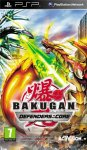 Carátula de Bakugan: Defensores de la Tierra para PlayStation Portable