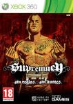 Carátula de Supremacy MMA para Xbox 360