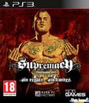 Carátula de Supremacy MMA para PlayStation 3