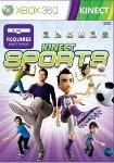 Car�tula de Kinect Sports para Xbox 360