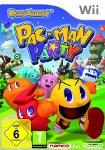 Carátula de Pac-Man Party para Wii