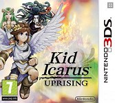 Car�tula de Kid Icarus: Uprising