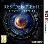 Carátula de Resident Evil: Revelations para Nintendo 3DS