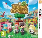 Car�tula de Animal Crossing: New Leaf