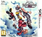 Carátula de Kingdom Hearts 3D: Dream Drop Distance