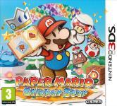 Carátula de Paper Mario Sticker Star