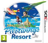 Carátula de Pilotwings Resort para Nintendo 3DS