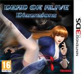 Carátula de Dead or Alive: Dimensions para Nintendo 3DS