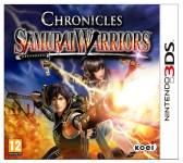 Carátula de Samurai Warriors: Chronicles