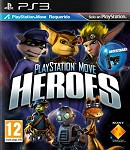 Car�tula de Playstation Move Heroes