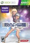 Carátula de Dance Masters para Xbox 360