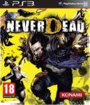 Carátula de NeverDead para PlayStation 3