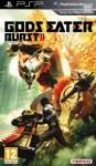 Carátula de Gods Eater: Burst para PlayStation Portable