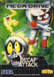 Carátula de Decap Attack para Mega Drive