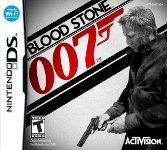 Carátula de James Bond 007: Blood Stone para Nintendo DS