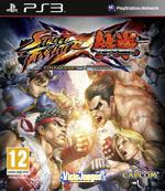 Car�tula de Street Fighter X Tekken para PlayStation 3