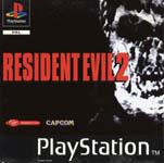 Car�tula de Resident Evil 2 para PSOne