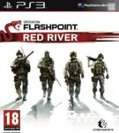 Carátula de Operation Flashpoint: Red River para PlayStation 3
