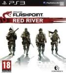 Carátula de Operation Flashpoint: Red River