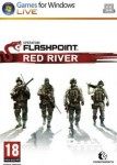 Carátula de Operation Flashpoint: Red River para PC