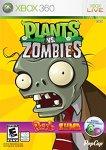 Carátula de Plantas contra Zombis para Xbox 360