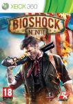 Carátula de Bioshock Infinite para Xbox 360