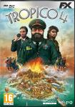 Carátula de Tropico 4 para PC