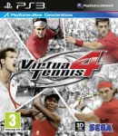 Carátula de Virtua Tennis 4 para PlayStation 3