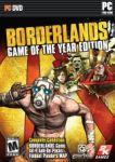 Carátula de Borderlands: Edición Juego Del Año para PC