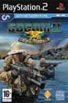 Car�tula de Socom II: U.S. Navy Seals para PlayStation 2