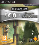 Carátula de ICO & Shadow of the Colossus para PlayStation 3