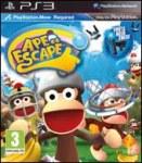 Carátula de Ape Escape para PlayStation 3