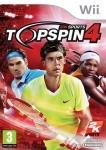 Carátula de Top Spin 4 para Wii