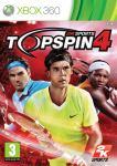 Carátula de Top Spin 4 para Xbox 360