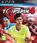 Carátula de Top Spin 4 para PlayStation 3